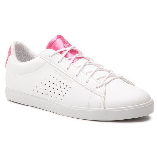 Le coq sportif Sneakersy - agate sport 1910070 optical white/pink carnation