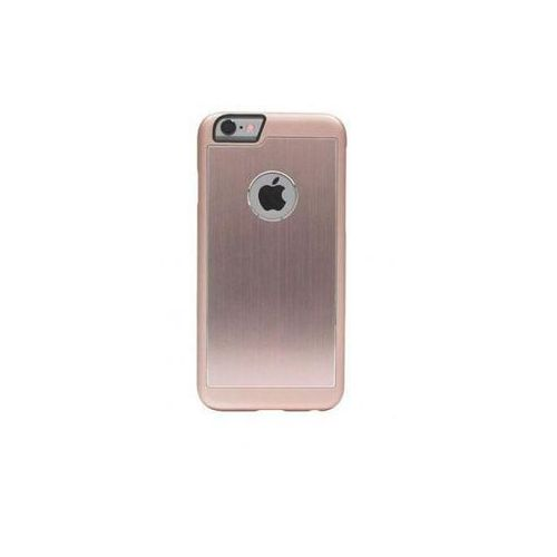 KMP Aluminium Case do iPhone 6 Plus/6S Plus różowe zloto >> BOGATA OFERTA - SUPER PROMOCJE - DARMOWY TRANSPORT OD 99 ZŁ SPRAWDŹ!, kolor różowy