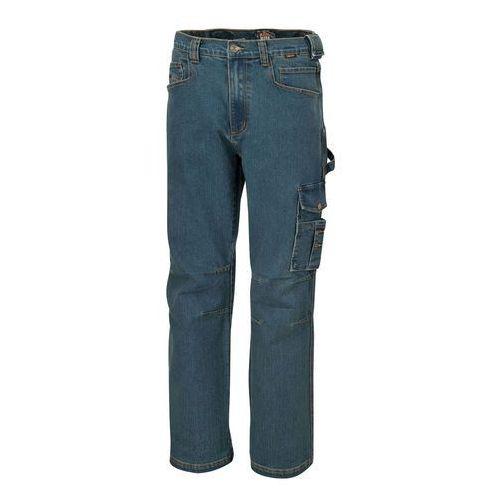 Spodnie robocze dżinsowe