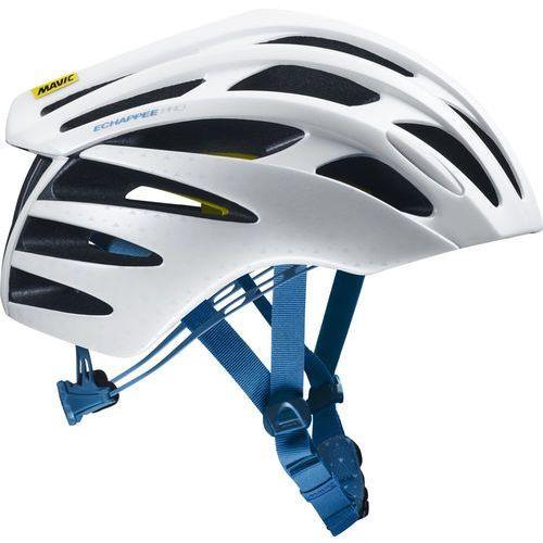 Mavic Echappée Pro MIPS Kask rowerowy Kobiety biały M | 54-59cm 2018 Kaski szosowe (0889645594538)