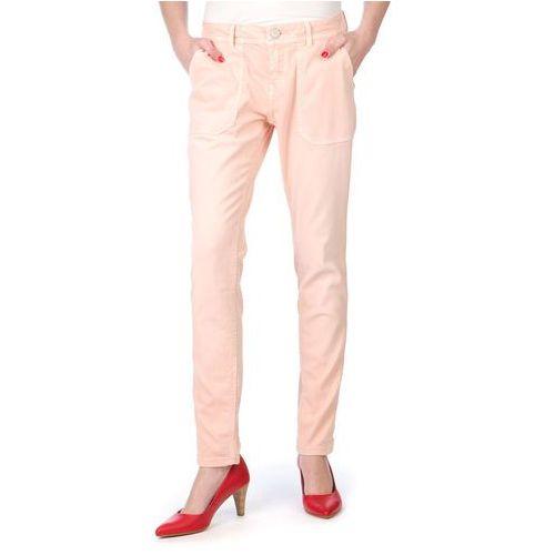 spodnie damskie 40/32 różowy marki S.oliver