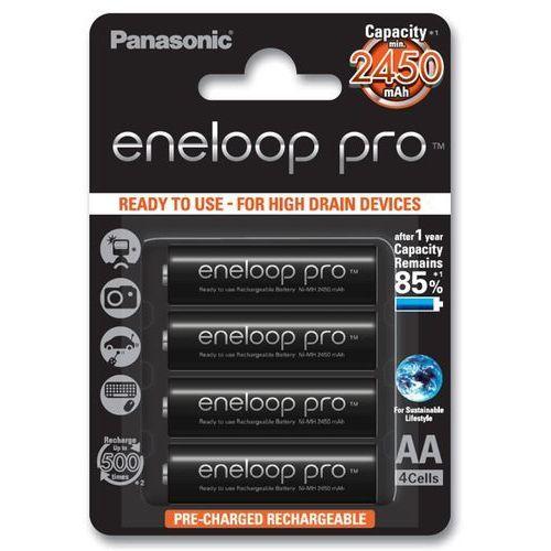 Akumulator PANASONIC Eneloop Pro R6 AA 2550mAh 4szt.