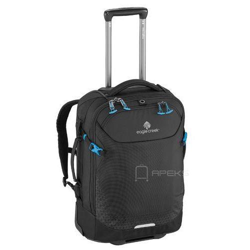 expane convertible international carry-on torba podróżna 20/54 cm / plecak na kółkach / black - black marki Eagle creek