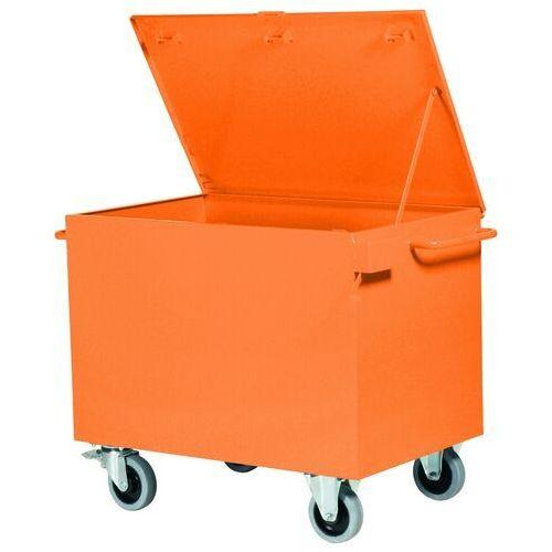 Intra.se swedmach Wózek narzędziowy warsztatowy, 400 l. pomarańczowy