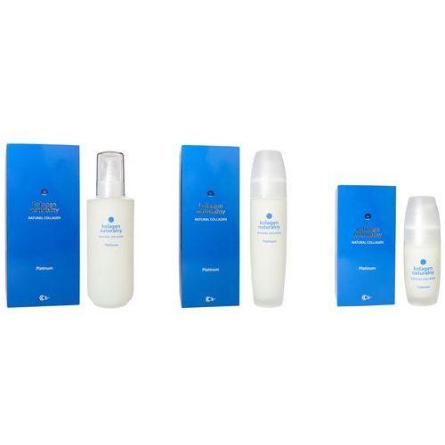 Kolagen collagen Naturalny PLATINUM 50ml - żywy kolagen - skóra, włosy, paznokcie.