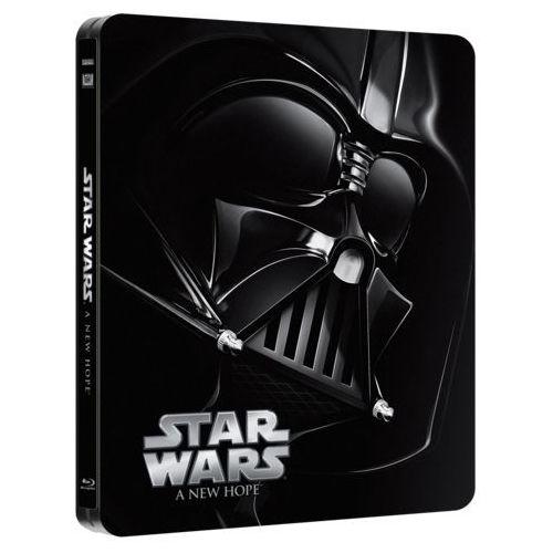 Imperial cinepix Gwiezdne wojny: część iv - nowa nadzieja (steelbook) (5903570071614)