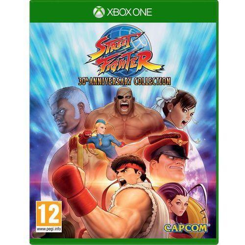 OKAZJA - Street Fighter 30th Anniversary Collection (Xbox One)