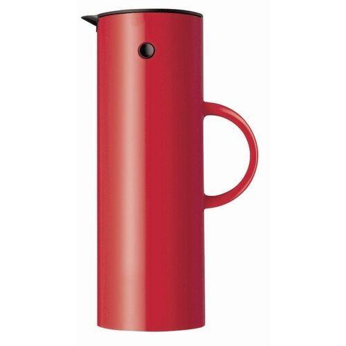 Stelton - termos 1,0 l - czerwony