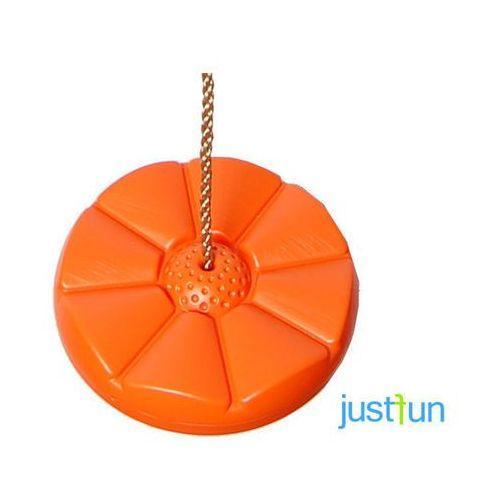 Just fun Huśtawka kwiatek - pomarańczowy