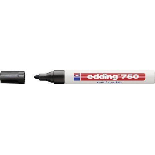 Marker do malowania 4-750001 czarny kształt okrągły 2 - 4 mm 1 szt. marki Edding