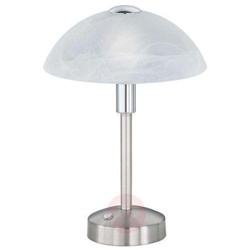 Trio leuchten Lampa stołowa led donna, 4-stopniowy ściemniacz