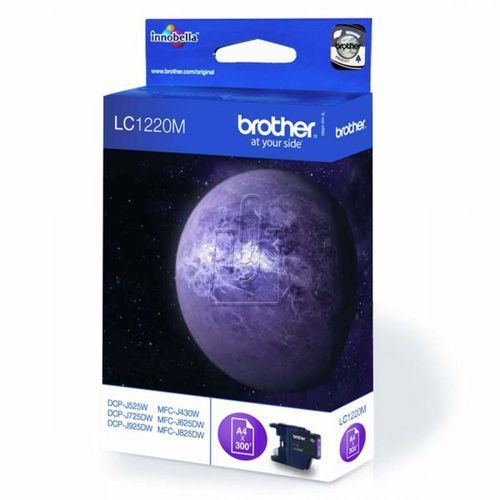 Tusz Brother LC1220 /DCP- J525DW/ magenta, 53986