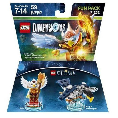 LEGO DIMENSIONS - CHIMA FUN PACK 71232 - ERIS (, E2A6-78515