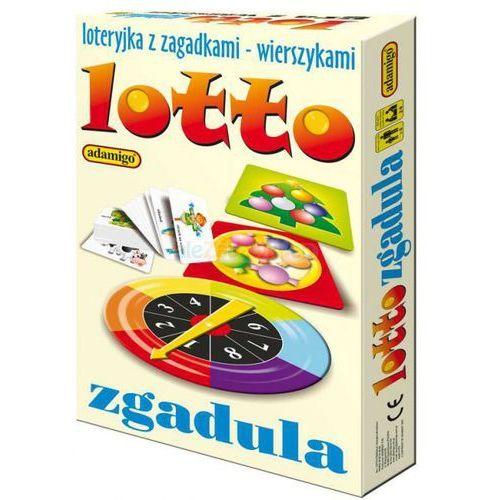 Adamigo Lotto zgadula - loteryjka