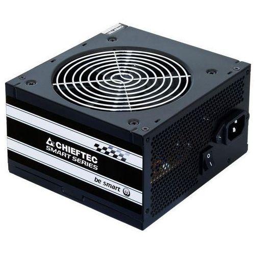Zasilacz Chieftec 500W (GPS-500A8) Szybka dostawa! Darmowy odbiór w 21 miastach! (4710713239531)