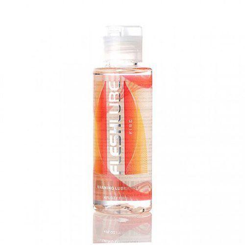 Fleshlight - Lubrykant rozgrzewający Fleshlube Fire 100 ml - produkt z kategorii- Żele erotyczne