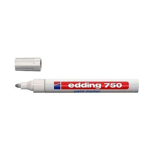 Edding Marker olejowy 750 biały