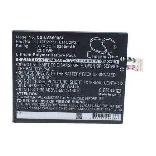 Lenovo IdeaPad S2110 / L11C2P31 6300mAh 23.31Wh Li-Polymer 3.7V (Cameron Sino)