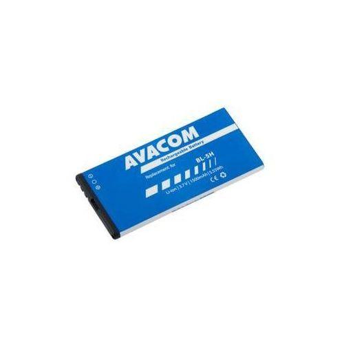 Bateria do notebooków Avacom pro Nokia Lumia 630, 635, Li-Ion 3,7V 1500mAh (náhrada BL-5H) (GSNO-BL5H-S1500)