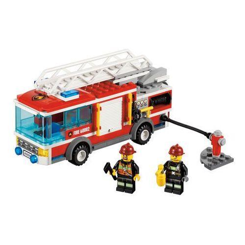Lego City WÓZ STRAŻACKI 60002 dla chłopca
