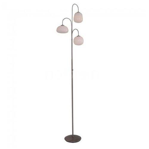 Steinhauer Bollique Lampa Stojąca Stal nierdzewna, 2-punktowe - Nowoczesny - Obszar wewnętrzny - Bollique - Czas dostawy: od 10-14 dni roboczych