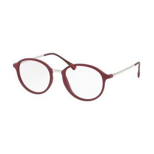 Okulary korekcyjne ps01iv vyx1o1 marki Prada linea rossa