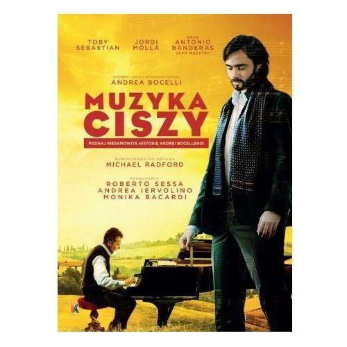 Praca zbiorowa Muzyka ciszy - film dvd