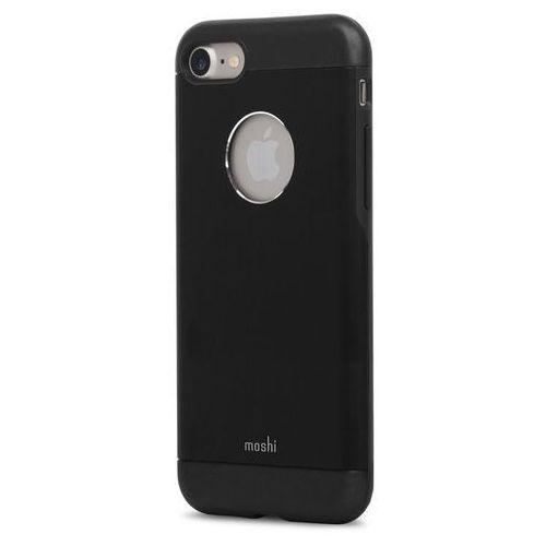 Etui aluminiowe  armour iphone 7 - onyx black wyprodukowany przez Moshi