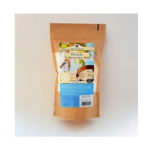 PRZECENA Wórki kokosowe BIO 200 g Pięć Przemian