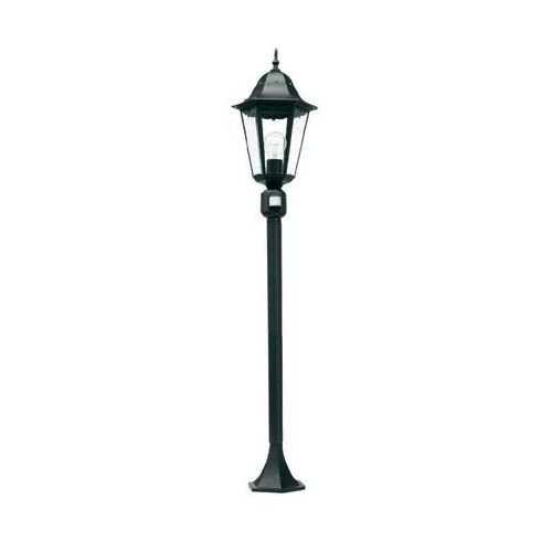Lampa stojąca zewnętrzna 11333 lj-pir sw, 1x100 w, e27, ip44, (Øxw) 23.5 cmx122 cm marki Eco-light