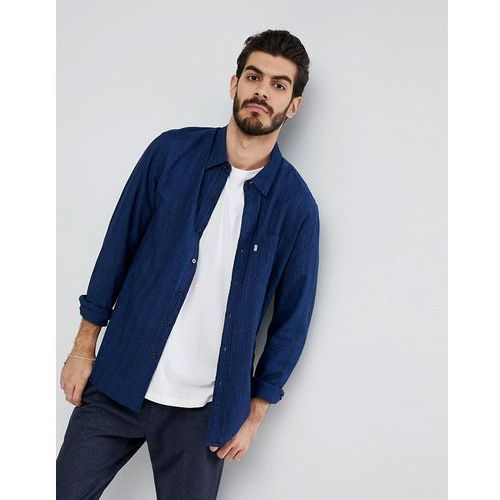 Levi's Sunset Stripe Pocket Shirt Loon Indigo - Navy