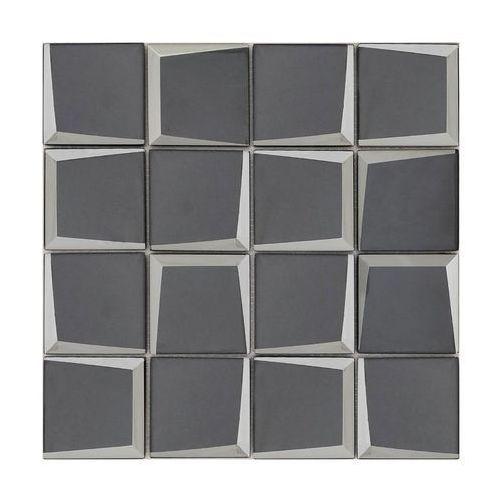 Mozaika SQUARE BLACK 3D 29.8 x 29.8 IRYDA (5902767921435)