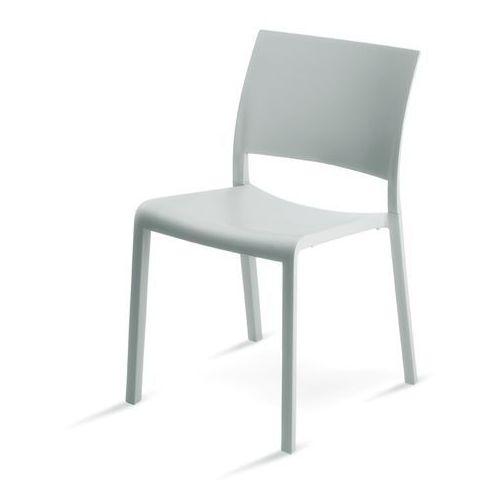 Krzesło Fiona - biały, kolor biały