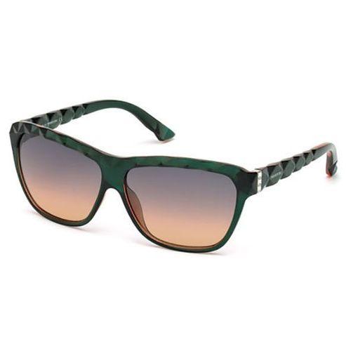 Okulary Słoneczne Swarovski SK 0079 98P
