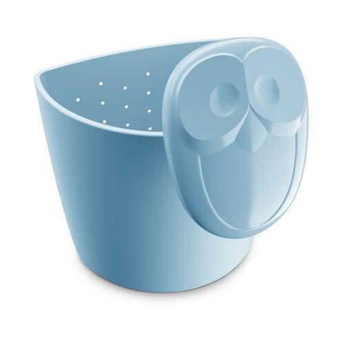 Koziol - Zaparzaczka do herbaty Koziol Elli pastelowy błękit 3238639, kul3238639