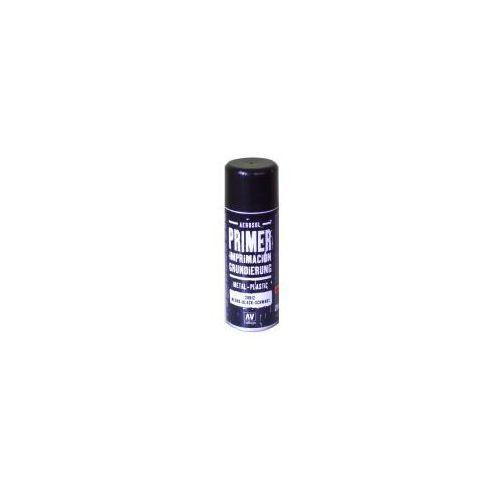 Vallejo Farba podkładowa czarna 400 ml (8429551280129)