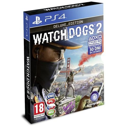 Watch Dogs 2 - gra PS4