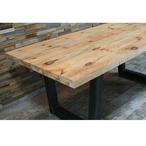 Blat ze starego drewna - deski heblowane