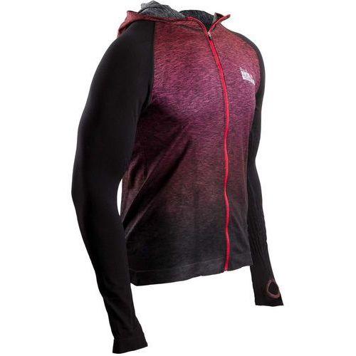 Compressport 3d thermo seamless koszulka do biegania z długim rękawem czerwony l 2019 koszulki kompresyjne (7640174273782)