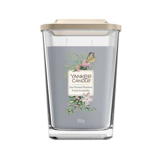 - świeca kwadratowa duża sunlight sands marki Yankee candle