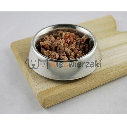 Dolina noteci małe rasy danie z łososiem, z marchwia i ryżem 100g (5900842014720)