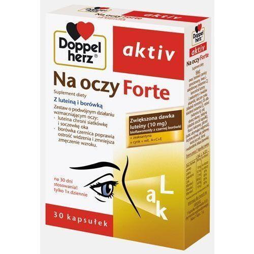 Queisser Doppelherz aktiv na oczy forte x 30 kapsułek