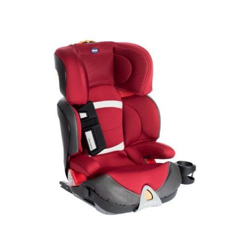 Chicco  oasys 2-3 fixplus evo red passion