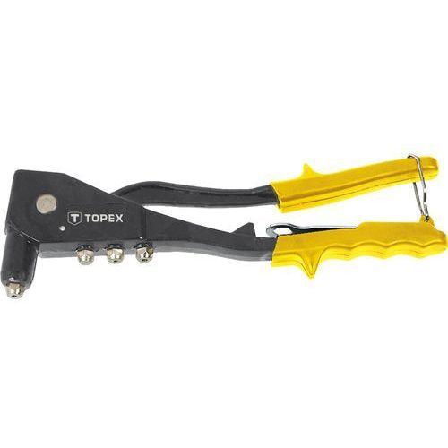 Nitownica 43e701 do nitów aluminiowych marki Topex