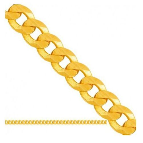 Łańcuszek złoty pr. 585 - Lp014