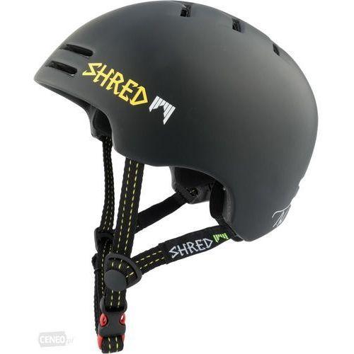 SHRED SLAM CAP NOSEASON - kask snowboard rolki rower R. XS/M 53-57 cm