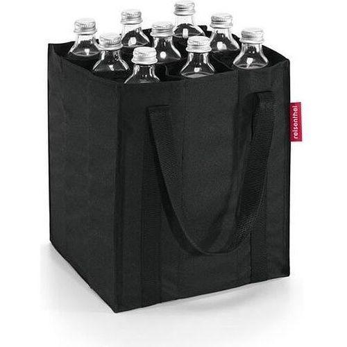 Torba na butelki bottlebag black marki Reisenthel