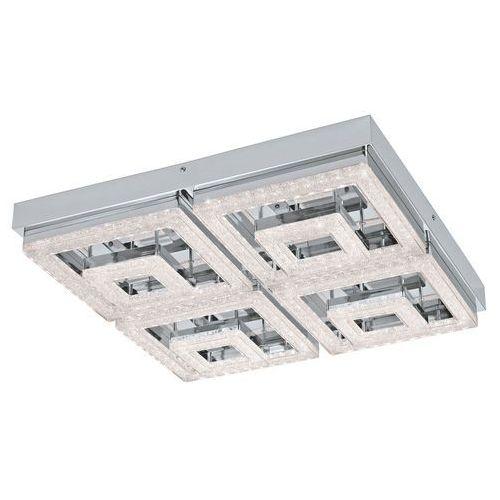 Plafon Eglo Fradelo 95661 lampa sufitowa 48W LED chrom / kryształ, 95661