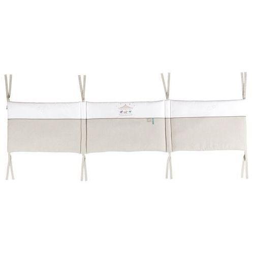 Candide Ochraniacz do łóżeczka 60×120 i 70×140 cm, Mały konik