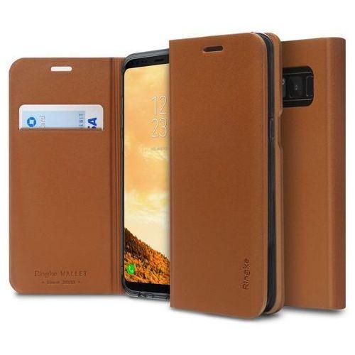 Etui Ringke Wallet Fit Samsung Galaxy S8 Plus Brown (8809550342187)